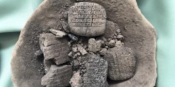 Bu tabletler Anadolunun ilk yazılı belgeleri
