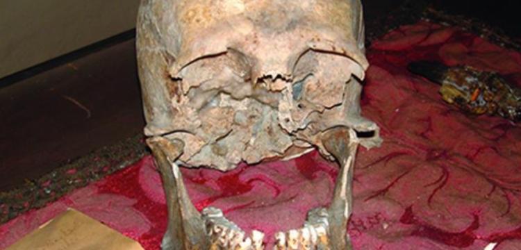 'İhtiyar Pliny'nin kafatasını bulduk' iddiası