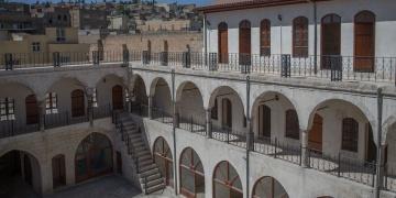 Urfadaki ünlü Barutçu Hanı restore edildi