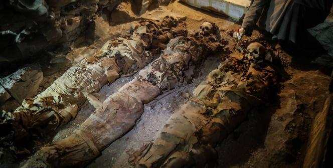 "Tutankhamun kuyumcusu ""Amenemhat""a ait mezar bulundu"