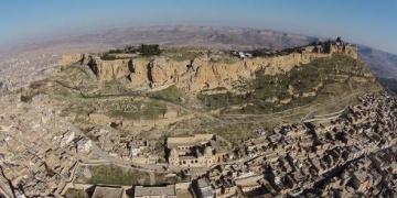 Radar üssü Mardin Kalesi yeniden arkeologları ağırlıyor