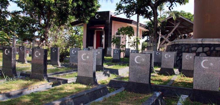 Endonezya'daki Türk köyü ve Osmanlı emanetleri