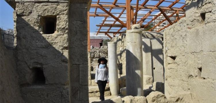 Aziz Nikolaos Anıt Müzesi'nde yeni arkeolojik keşif