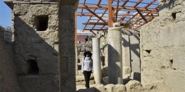 Aziz Nikolaos Anıt Müzesinde yeni arkeolojik keşif