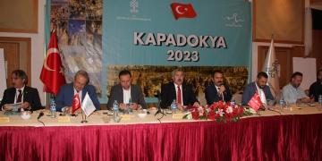 Hüseyin Yayman: Kapadokyada 5 milyon turist hedefliyoruz