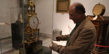 Saray saatçiliği sabır isteyen bir meslek