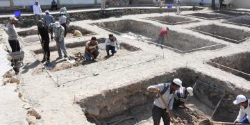 Hasankeyf arkeoloji kazılarının başkanı değişti