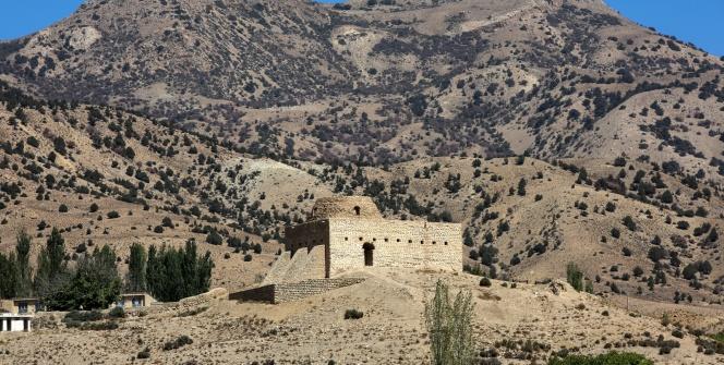 Kuzey Horasandaki ateş tapınağı: Espakhu Ateşgedesi