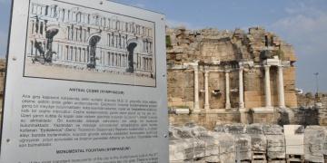 Sidenin anıtsal çeşmesi restore edilecek