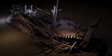 Karadenizde bulunan gemilerdeki halat dahi çürümemiş