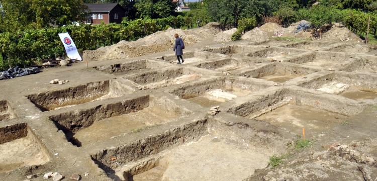 Kanuni Türbesinde 2107 arkeoloji kazıları sona erdi