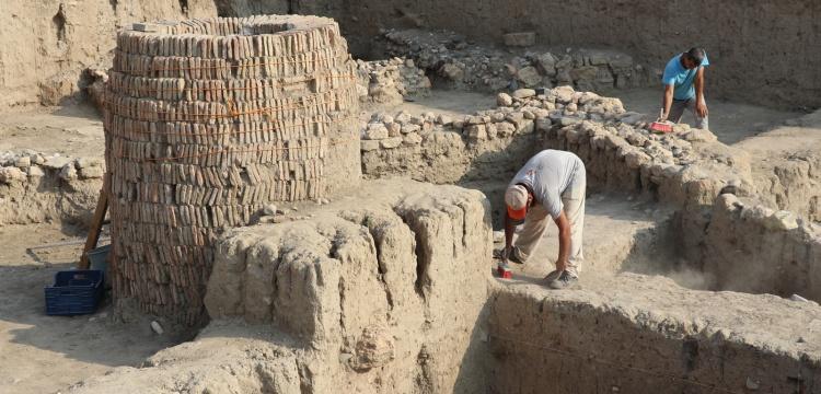 Tepebağ Höyüğü arkeoloji parkı yapılacak