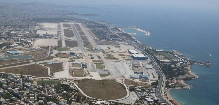 Hellinikon havalimanı, Arkeoloji Konseyini bekliyor!