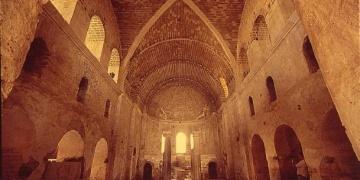 Aziz Nikolas Kilisesinde heyecanlandıran keşif