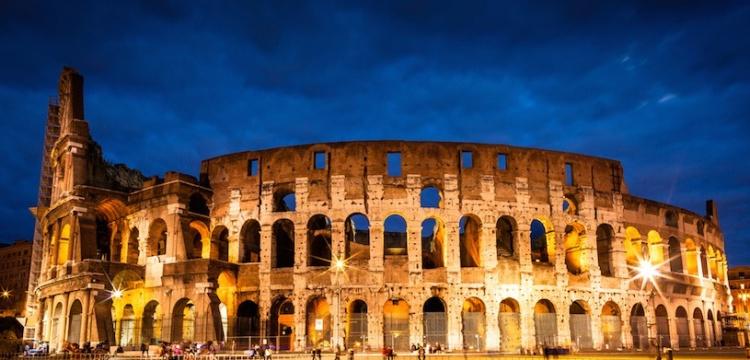 Roma'daki tarihi Kolezyum'un üst katları ziyarete açılacak