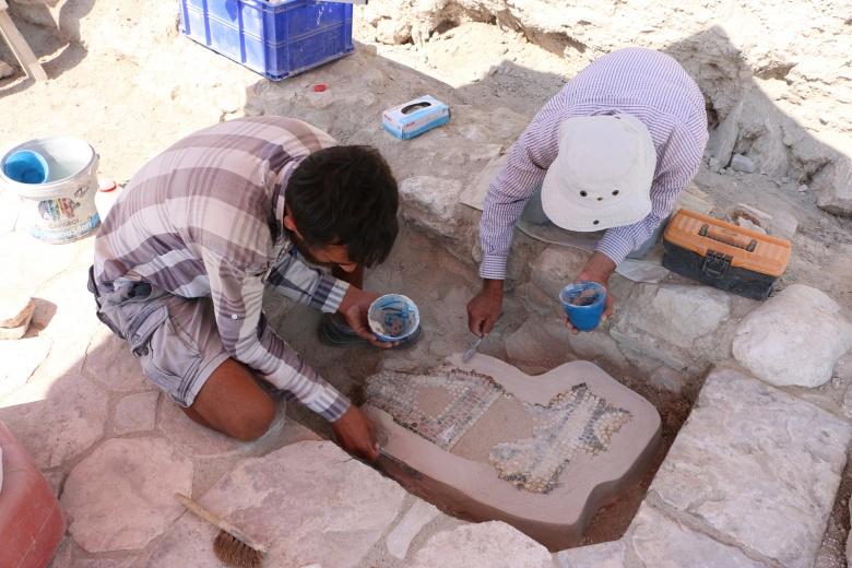 Tripolis Antik Kenti arkeoloji kazıları