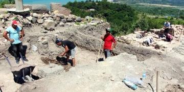 Tieion Antik Kentinde Açık Hava Müzesi Kurulacak