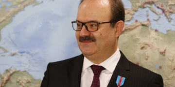 TİKA Başkanına Kazakistan Bağımsızlık Madalyası