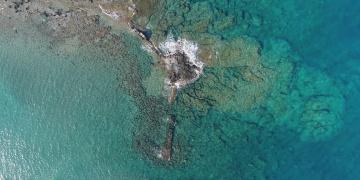 Milim milim batan arkeolojik alan: Phaselis Antik Kenti