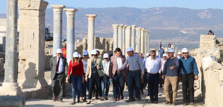 Laodikya, Merkezefendi Belediyesi'ni ağırladı