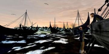 İngilterede Viking ordu kampı kalıntıları bulundu