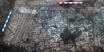 İdyrus mozaikleri 41 yıl sonra yeniden açıldı