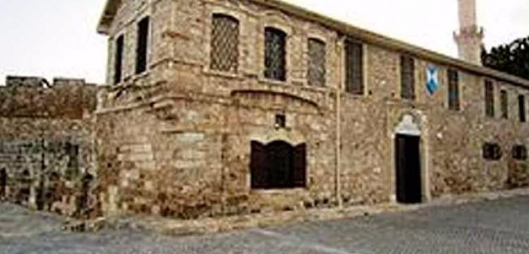 Kıbrıs'taki Zuhuri Tekkesi restore edilecek