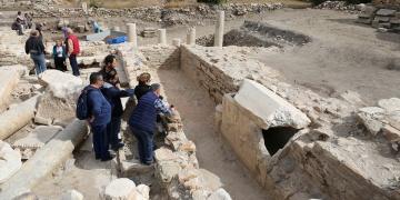 Stratonikeia Antik Kentinin ziyaretçileri artıyor