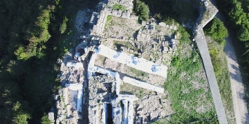 Karadenizde kurulan ilk antik kent: Tieion