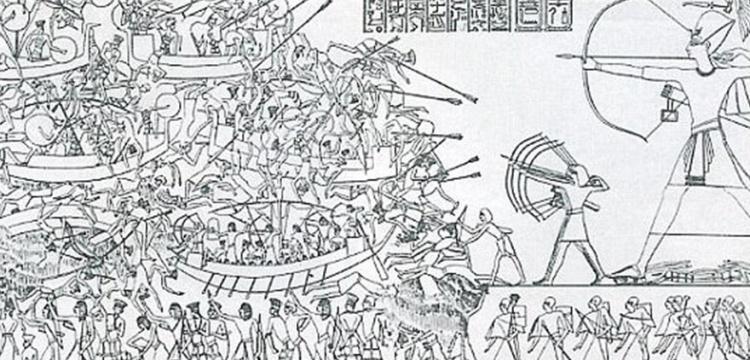 Afyonkarahisar'da bulunan yazıt Anadolu deniz kavimlerini anlatıyor