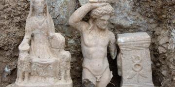 Pisidia Antiokheiada arkeoloji kazıları yıl boyunca sürecek