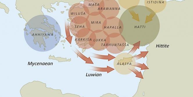 Anadolunun kayıp uygarlığı: Luviler