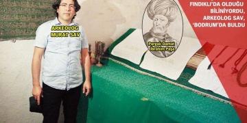 Arkeolog Murat Sav: Pargalının mezarını buldum