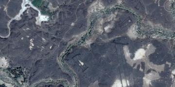 Suudi Arabistanda gizemli taş yapılar keşfedildi