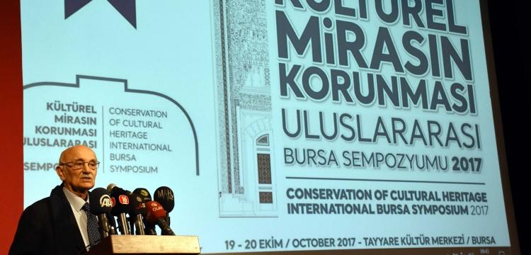 Kültürel Mirasın Korunması Uluslararası Bursa Sempozyumu başladı