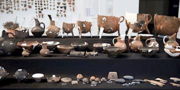 Yeşilova Höyüğü 2017 arkeoloji kazıları sona erdi