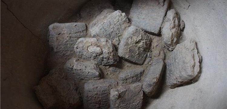 Arkeologlar Kuzey Irak'ta 3250 yıllık Asur tabletleri buldu