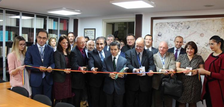 Romanya'da Türk Araştırmaları Merkezi açıldı