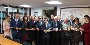 Romanyada Türk Araştırmaları Merkezi açıldı