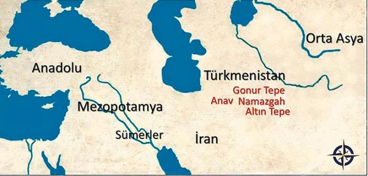 Altay halkları ve Sümerler arasındaki tarihsel ve kültürel ilişkiler