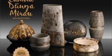 Paşabahçe, arkeolojik mirası cama taşımayı sürdürüyor