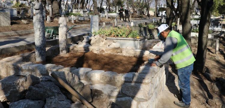 Denizli'de Selçuklu dönemi medrese kalıntıları bulundu