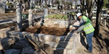 Denizlide Selçuklu dönemi medrese kalıntıları bulundu