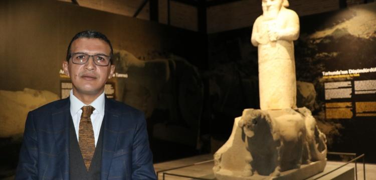 Adana Arkeoloji Müzesi'nin mozaik bölümü hazırlanıyor