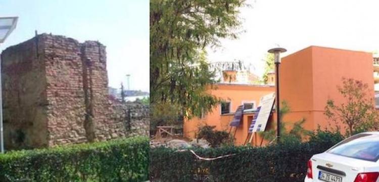Bakanlıktan çarpıcı rapor: Restorasyon diye tarihi yapılar tahrip ediliyor