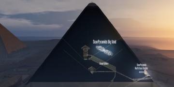 Mısırlı Arkeologlardan Piramitteki boşluk haberlerine tepki