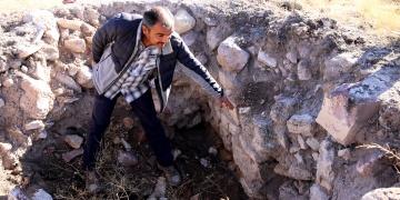 Nevşehirde 5 bin yıllık antik yerleşim alanı keşfedildi