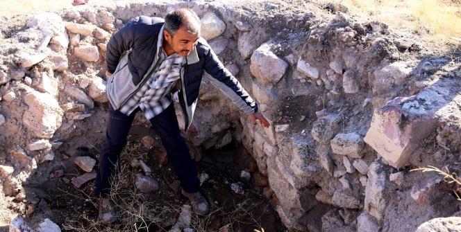 Kapadokyada 5 bin yıllık antik yerleşim keşfedildi