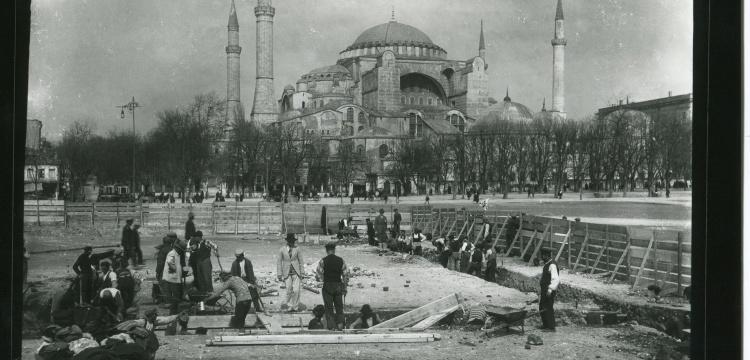 İstanbul'da Bizans'ı Keşfetmek sempozyumu 16-18 Kasım'da