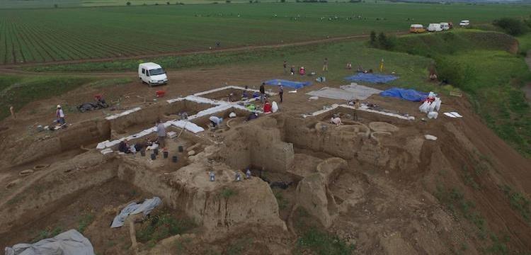Gürcistan'daki en eski şarap merkezlerinden biri bulundu